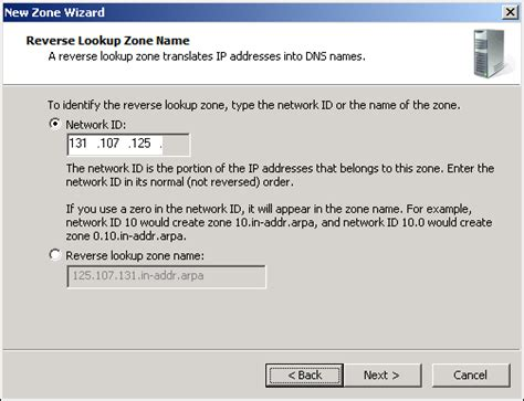 What Is Lookup Zone Planning The Exchange Server 2010 Infrastructure Microsoft Press Store