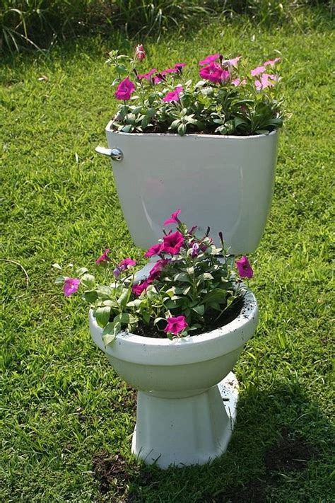 Pictures Of Planters by Unique Planters For Economic Gardening Small Garden Ideas
