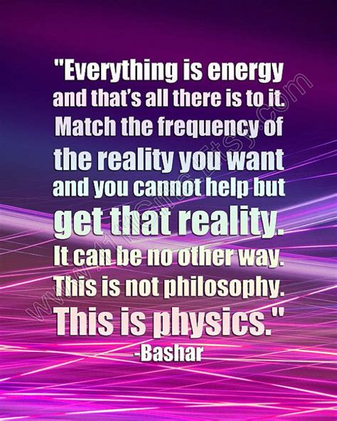 of the new everything encounters with reality and reality books everything is energy and that s all there is to it match