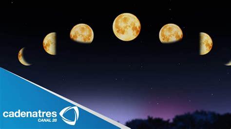 fases de la luna fases de la luna y su beneficios youtube