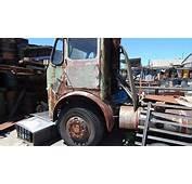 Junk Yard Trucks  Old British Leyland Tractor Units YouTube