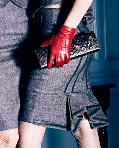 10 Sexiest For The Office From Bebe by 1 Ruffled Tweed Pencil Skirt 10 Sexiest For The