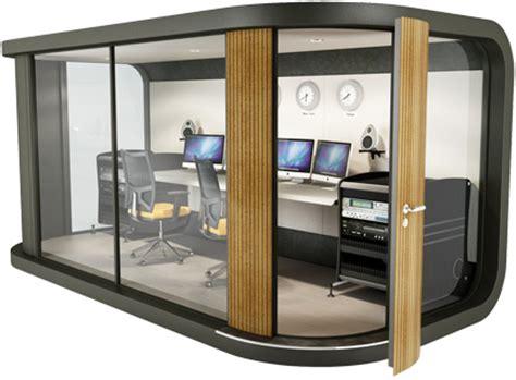 Facebook Office Design office pod alien tom
