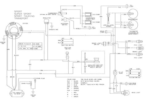 wiring diagram polaris colt snowmobile wiring free