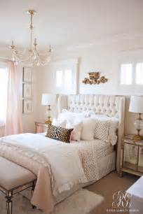 Bedroom Ideas Girls this fabulous pale pink and gold girls bedroom is a girl s dream my