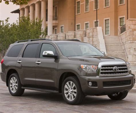 toyota big cars 2017 toyota sequoia price release date interior redesign