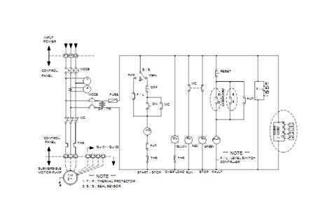 grundfos pump wiring diagram wiring