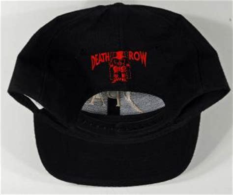 Row Records Hat Tupac Shakur 1995 96 Authentic Original Embroidered Row Records Promo Hat Ebay