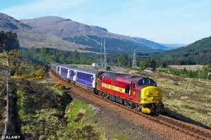 Scotland Sleeper by Services Are Cut Amid Fierce Competition From Budget