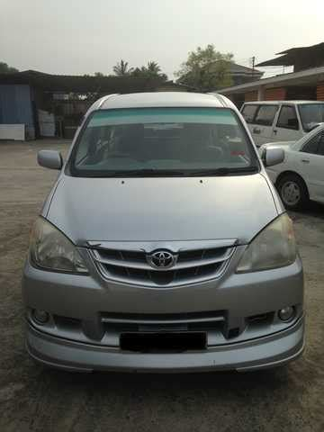 Alarm Avanza Original toyota avanza 1 5g 07 price neg for sale from sabah kota kinabalu adpost classifieds
