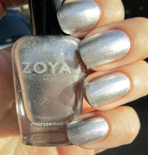Zoya Trixie concrete and nail zoya trixie