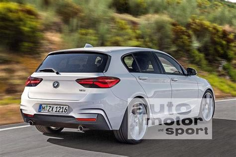 Audi A3 Vs Bmw 1er 2018 by The Next Generation 2018 Bmw 1 Series Hatch Gets Rendered