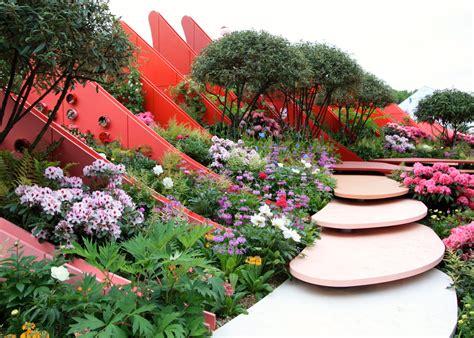 Chelsea Botanical Garden Chelsea Flower Show 2017 Chengdu Silk Road Garden The Frustrated Gardener