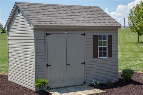Roof Pitch For Shed by 10x12 Shed A Guide To Buying Or Building A 10x12 Storage