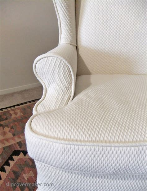 matelasse slipcover custom slipcover the slipcover maker