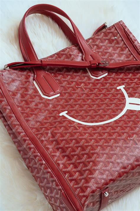 Introducing The Rafe Voltaire Penelope Satchel Handbag by Don T Be Tell Em How You Really Feel With The Goyard