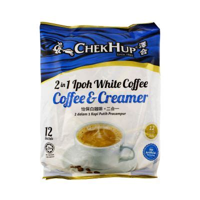 Chek Hup Ipoh White Coffee 2 In 1 jaya grocer chek hup 2 in 1 ipoh white coffee fresh groceries delivered to you order