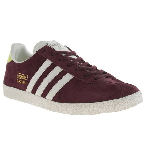 adidas classic shoes new womens adidas gazelle og originals smart casual suede