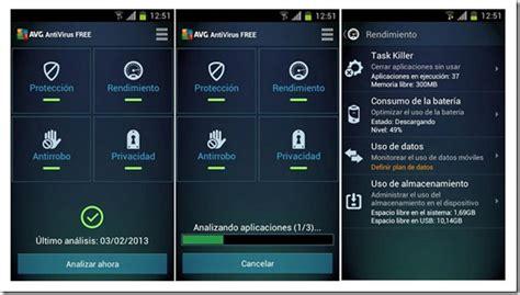 descargar antivirus gratis para celular los mejores de 2015 avg antivirus gratis de los mejores antivirus para