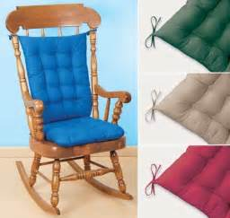 Rocking Chair Cusion Choosing The Most Effective Rocking Chair Cushions To