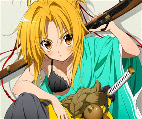 ambition of oda nobuna history according to anime