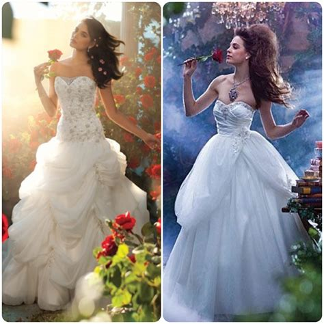 Belle, Disney, Princesse, Princess, Mariage, Wedding, Robe   Bridal Bliss