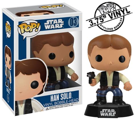 Funko Pop Original Han Wars wars pop 03 han funko wiki fandom powered