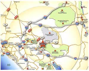 yucca valley area map