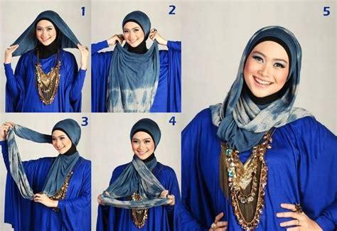 tutorial jilbab turki turkish hijab style step by step style arena