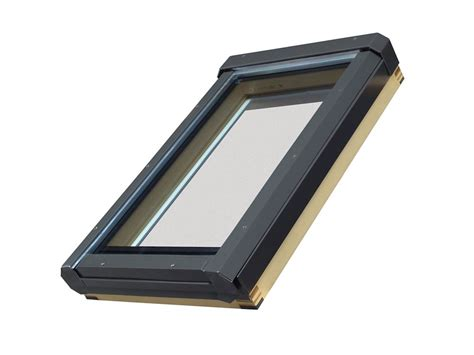 fakro manual vented skylight fv 24x46 opening 22 5