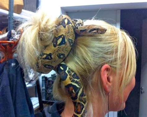 jika ikat rambut biasa sudah terlalu quot mainstream quot byuh byuh