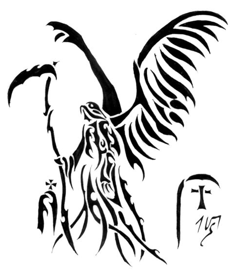 tribal grim reaper tattoo designs tribal series xxviii by sakashima on deviantart