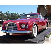 1952 Chrysler DElegance By Ghia At Monterey Auction  EXtravaganzi