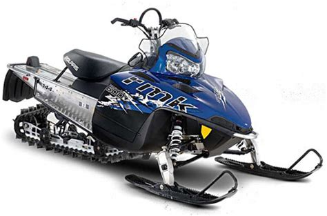 Polaris High Performance Snowmobile 2001 Service Repair