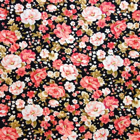 flower pattern dress fabric vintage floral pattern background tumblr google search
