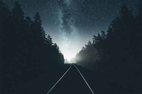 night sky wallpaper   cool full hd