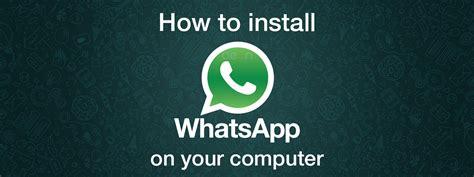 Install Whatsapp On Laptop | safari click safari vue click fastclick safari li click