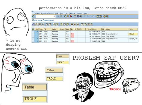Sap Meme - sap rage comics april 2012