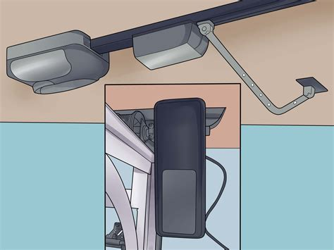 choose  garage door opener  steps  pictures