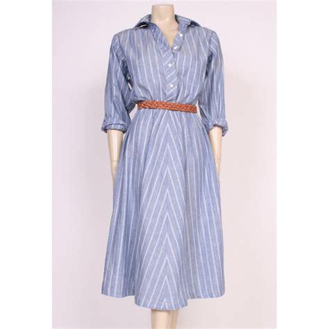 blue stripe shirt dress blue stripe shirt dress