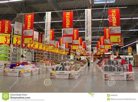 Russian Interior Design supermarket auchan editorial photo image 34358126