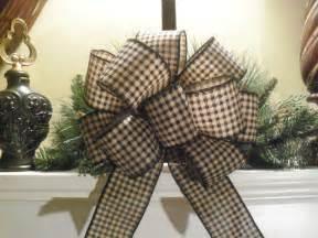 big decorative bows burlap bows wedding bows decorative bows black by