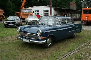 Opel Kadett 1960 Opel Kapitan 1960 Flickr Photo