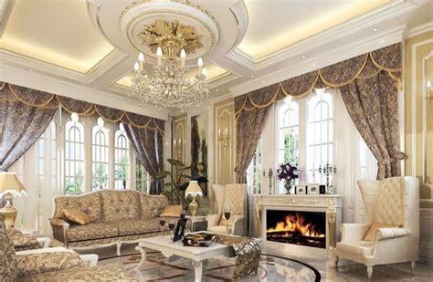 гостиная в классическом стиле композиционный дизайн