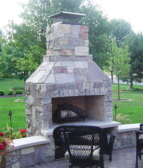 patio fireplace kit outdoor living showers kitchens fireplaces ma ri ct