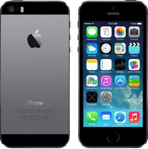 apple iphone 5s 16gb gsm unlocked ios smartphone space