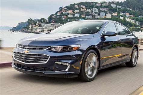 malibu car 2015 vs 2016 chevrolet malibu what s the difference