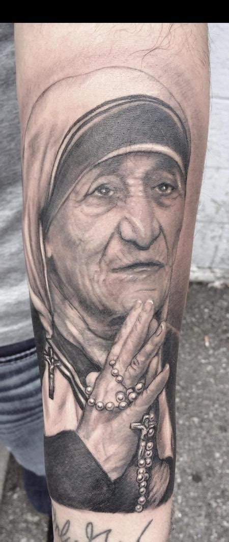 mother teresa tattoo the map marshall tattoos page 1
