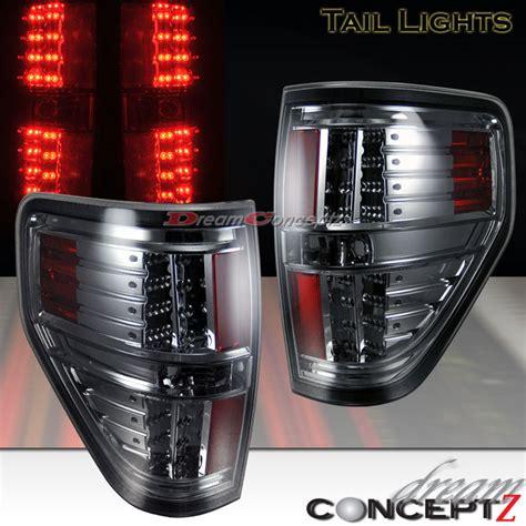 2009 f150 tail light 2009 2013 ford f150 f150 xlt stx fx4 pickup led tail