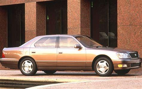 security system 1998 lexus ls transmission control used 1998 lexus ls 400 pricing for sale edmunds